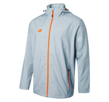New Balance Best Tech Training Woven Jacket SVM WSJM532