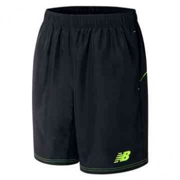 New Balance Training Shorts With JONK+PKT BK WSSM535