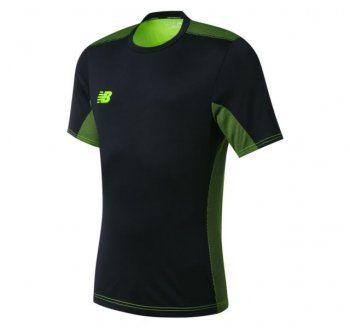New Balance Best Tech Training Jersey S/S Black WSTM623