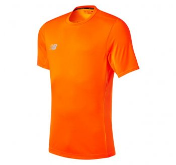 New Balance Best Tech Training S/S Jersey LAV WSTM623