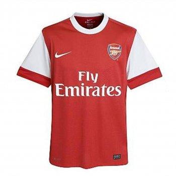 Nike Arsenal 10/11 (H) S/S 386821-620