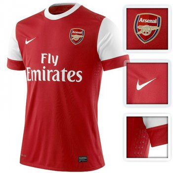 Nike Arsenal 10/11 (H) Player S/S