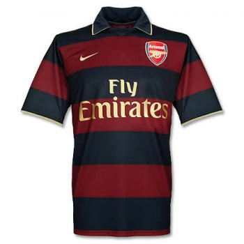Nike Arsenal 07/08 (3RD) S/S