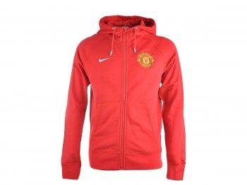 Nike Manchester United 13/14 AUTH FZ Hood AW77 Jacket 546973-625
