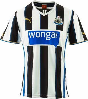 Puma Newcastle United 13/14 (H) SS 743470-01