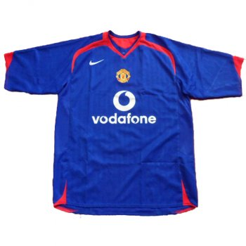Nike Manchester United 05/06 (A) S/S