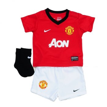 Nike Manchester United 13/14 (H) Infants Kit 532876-624