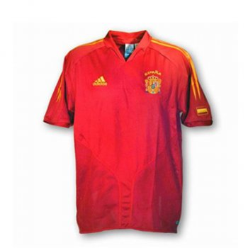 Adidas National Team 2004 Spain (H) S/S
