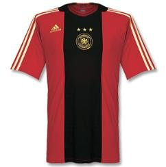 Adidas National Team 2008 Germany (A) S/S
