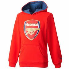 Puma Arsenal 15/16 Fan Hoody RD 747486-01