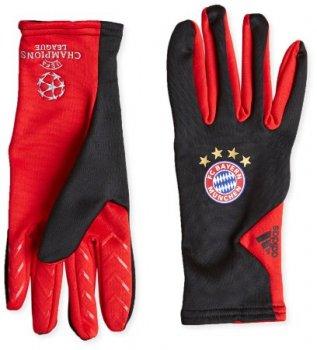 Adidas FC Bayern 14/15 UCL Gloves BK/GY M60155