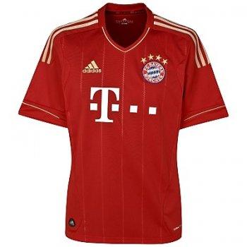 Adidas FC Bayern 11/12 (H) S/S Match