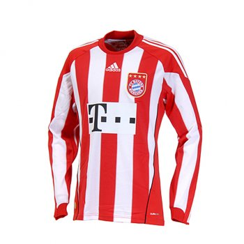Adidas FC Bayern 10/11 (H) L/S P95692