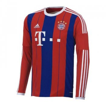 Adidas FC Bayern 14/15 (H) L/S F48500