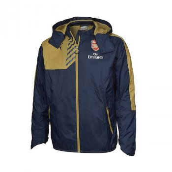 Puma Arsenal 15/16 Rain Jacket BK 747630-03