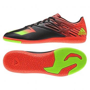 Adidas Messi 15.3 IN BK/GN/RD AF4846