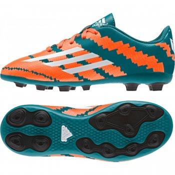 Adidas Messi 10.4 FxG J WHT/OJ B32718