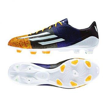 Adidas F50 Adizero FG (Messi) OJ/ WHT/GRN M21777