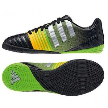 Adidas Nitrocharge 3.0 IN J BK/SLV/OJ M29874