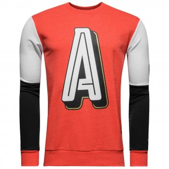 Puma Arsenal 16/17 Fan Style Sweater RED 750447-05