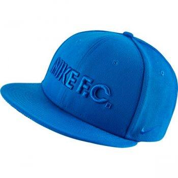 NIKE FC TRUE CAP BLU 805470-446