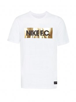 Nike FC Foil Tee White 810506-101
