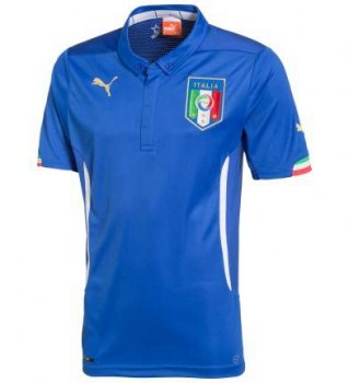 Puma National Team 2014 World Cup Italy (H) Authentic S/S 744287-01