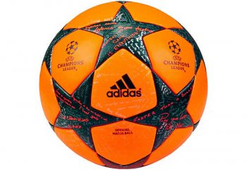 Adidas Champions League FINALE16 Winter Official Match Ball AP0484 Size:5