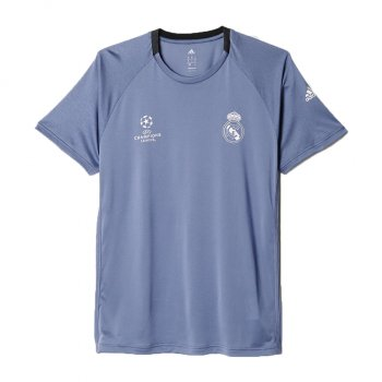 Adidas Real Madrid  16/17 UCL Training Jersey PU AO3079