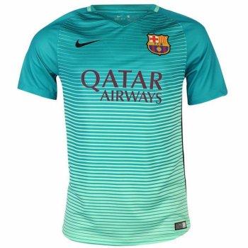 Nike FC Barcelona 16/17 (3RD) S/S JSY GRN 776854-390
