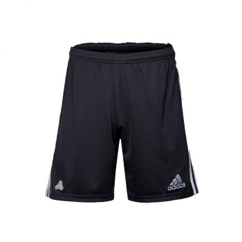 Adidas Tango Cage 3-Stripes Shorts Black AZ9743