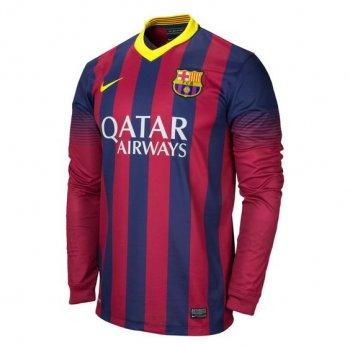 Nike FC Barcelona 13/14 (H) L/S