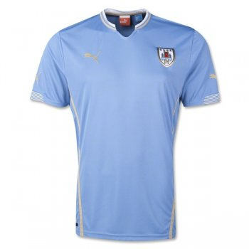 Puma National Team 2014 World Cup Uruguay (H) S/S 744322-01