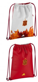 Adidas National Team 2016 Spain Gym Bag WHT AI4849