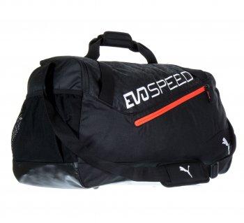 Puma evoSPEED Medium Bag BK&RD 074307-01