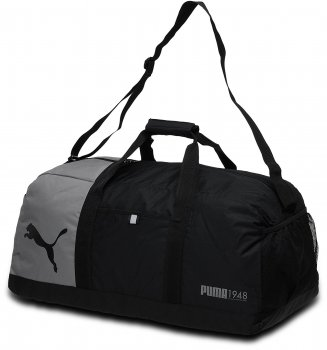 Puma Fundamentals Sports Bag M black 072575-01