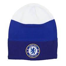 Adidas Chelsea 14/15 Beanie WHT/BU M60137