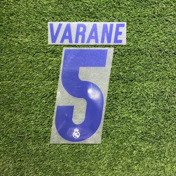 Real Madrid 16/17 (H)  NameSet