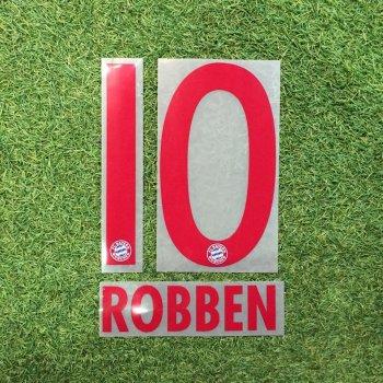 FC Bayern Munich 15/16 (A) Nameset