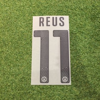 BVB Dortmund 14/15 (H) Letters and Numbers