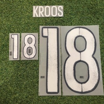 National Team 2016 Euro Germany (A) Letters and Numbers