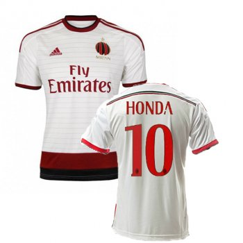 Adidas AC Milan 14/15 (A) S/S F77741 With #10 Honda