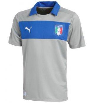 Puma National Team 2012 Italy (H) GK S/S GY 740359-06