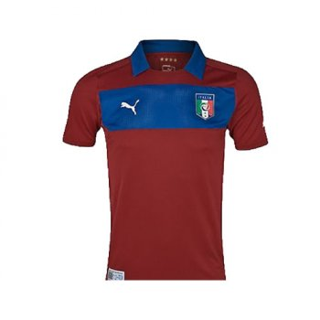 Puma National Team 2012 Italy (A) GK S/S GY 740359-04