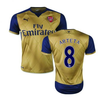 Puma Arsenal 15/16 (A) S/S 747568-08 With Nameset
