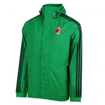 Adidas AC Milan 13/14 AW Jacket Green G72611