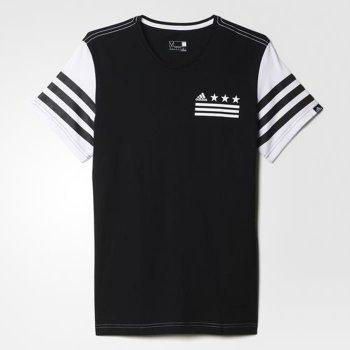 Adidas 03 Tee BK/WHT AI6050