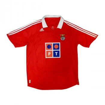 Adidas Benfica 07/08 (H) S/S JSY 694848