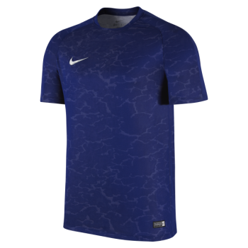 Nike Flash CR7 S/S Tee Blue 777546-455