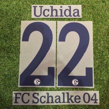 Schalke04 13/14 (A) NameSet